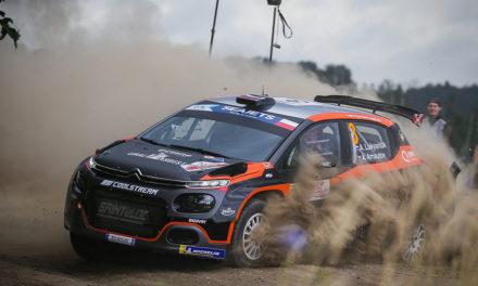 eRACE 4 CARE: dal mondo dei rally arrivano Alexey Lukyanuk e Simone Campedelli!