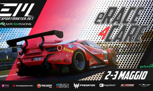 eRACE 4 CARE: racing for charity