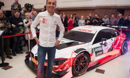 eRACE 4 CARE: 2020 Robert Kubica's race suit in auction