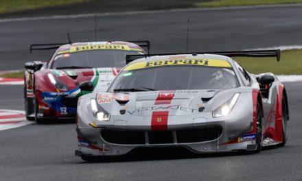eRACE 4 CARE: quanti piloti dalle competizioni GT!