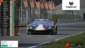 Alessio Rovera - Luca Lorenzini (Ferrari 488 GT3)