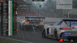 Tommaso Mosca - Daniele Floris (Mercedes AMG GT3)