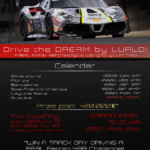 DRIVE THE DREAM – In pista reale con una vera Ferrari 488 Challenge