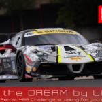 DRIVE THE DREAM – In pista reale con una vera Ferrari 488 Challenge